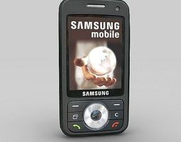 3D model Samsung i450