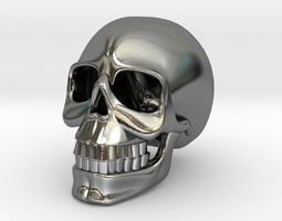 skull -install your order 3d print model
