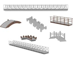3D move bridge