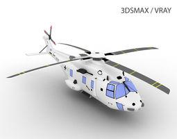 3D model NH-90