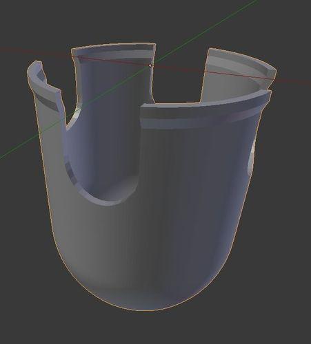 spare part 3d model stl blend 1