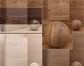 3D model Material wood veneer seamless
