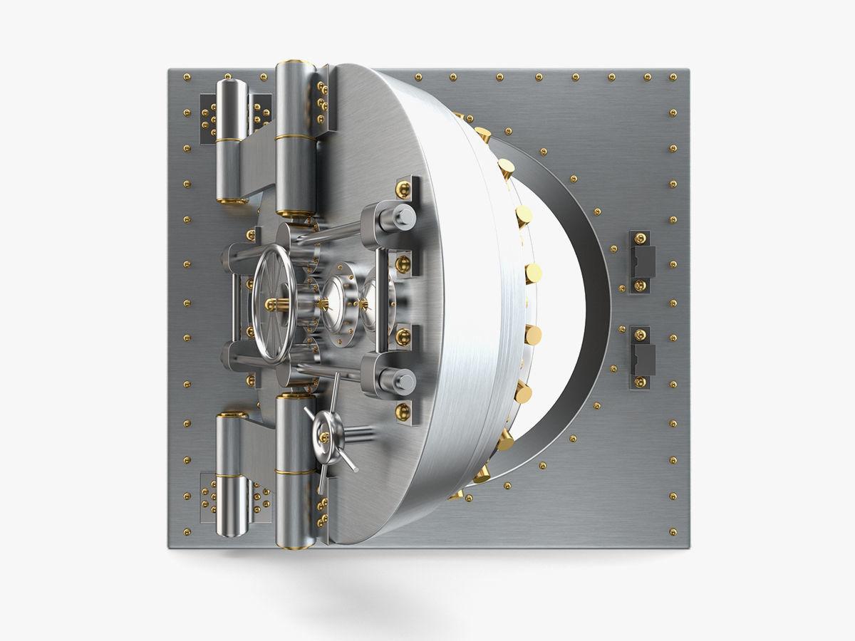Bank Collection - Vault Door