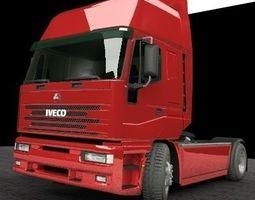 IVECO eurotruck 840 3D Model