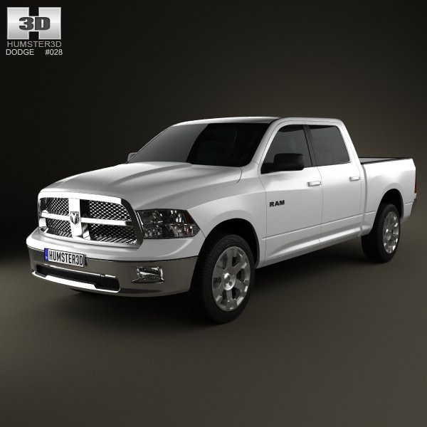 Dodge Ram 1500 Crew Cab Big Horn 5