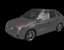 3D Renault Koleos