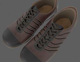 tennis shoe 3D