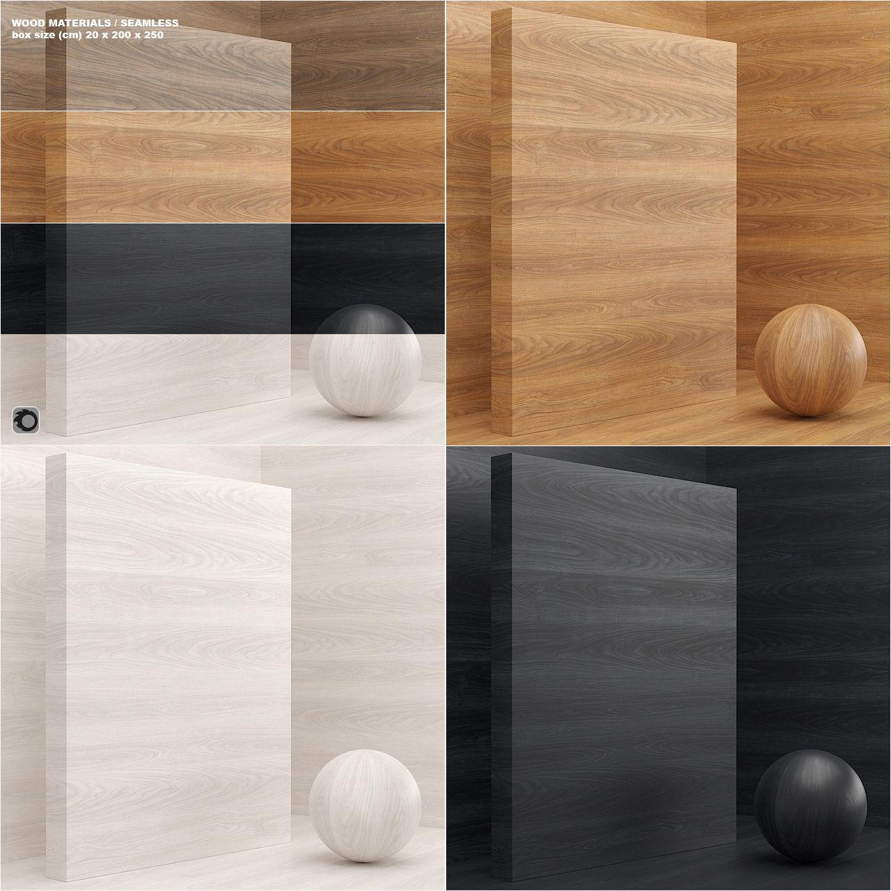 Material wood veneer slab seamless