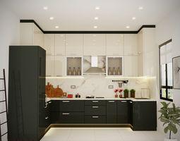 kitchen model 1 3D