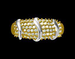 Indian Jewellery Design 3D printable model jewelry