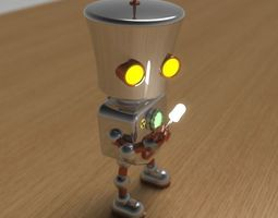 RoboDude 3D model