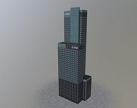 3D model Rotterdam Maastoren