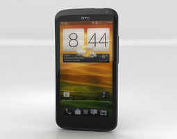 HTC One X plus 3D