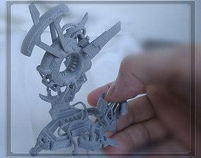 3D print model Cloud Atlas miniature