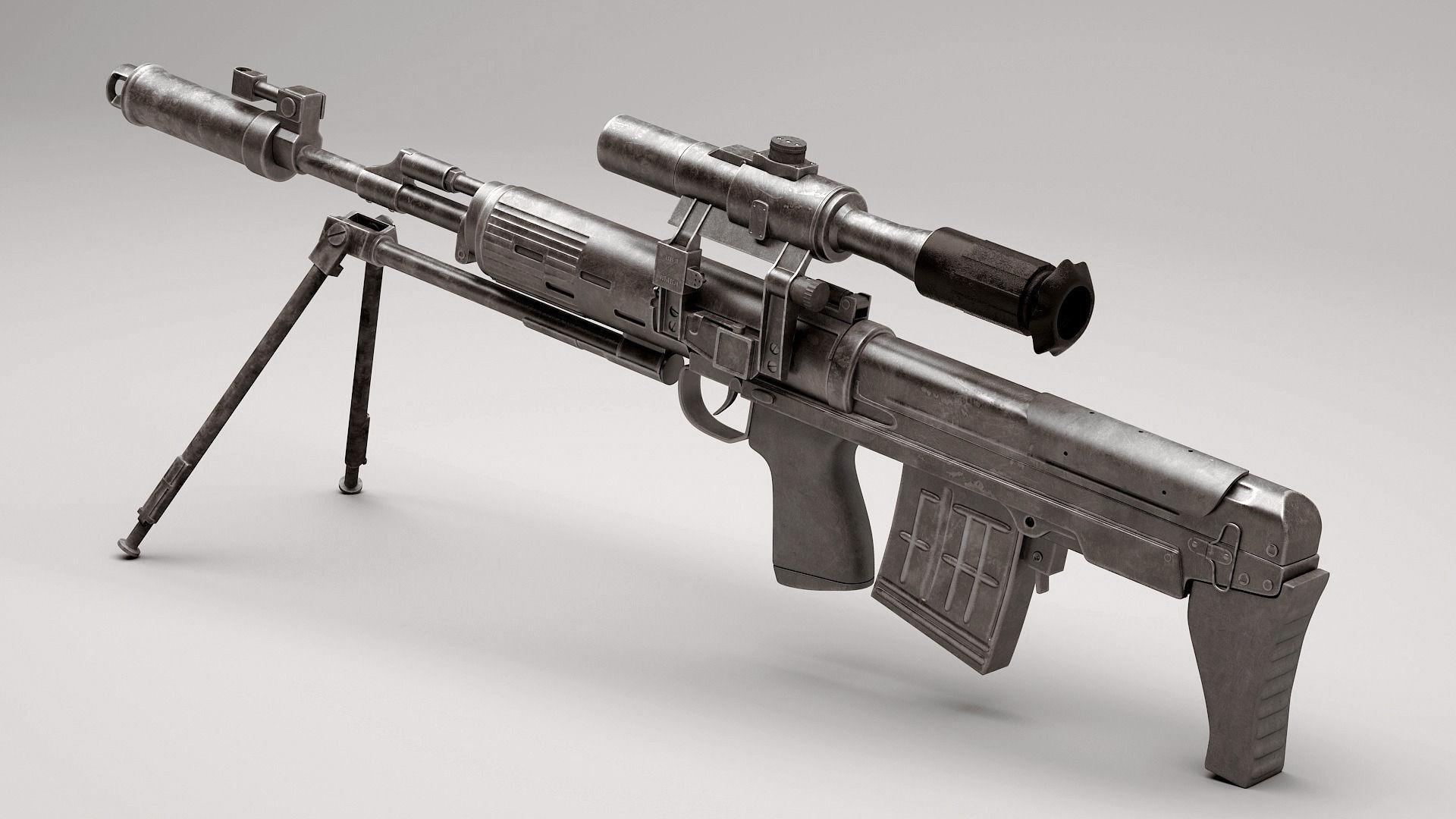 Dragunov SVU « Weapons