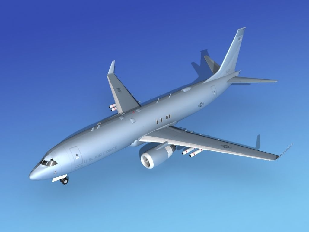 Boeing P-8 Poseidon US Air Force