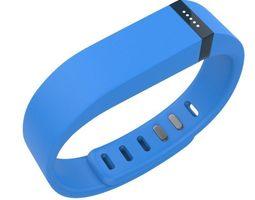 Fitbit Flex Wireless Activity Sleep Wristband 3D model