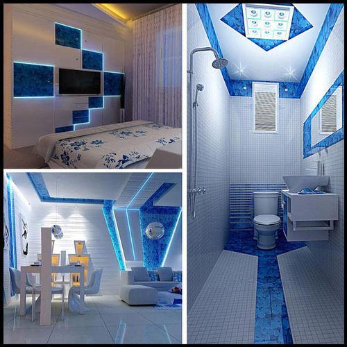 454 room3D model