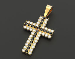 3D print model Cross 21