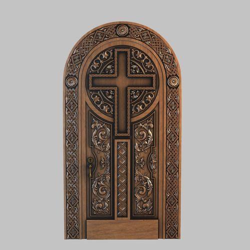Door  00203D model