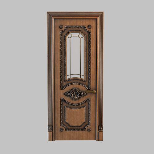 Door 00043D model