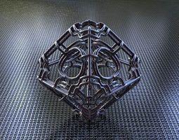3d print model bro octahedron loop