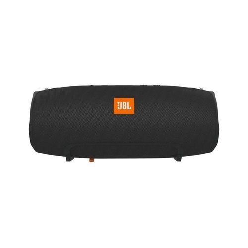 jbl xtreme portable bluetooth speaker black 3d model obj mtl fbx ma mb stl 1