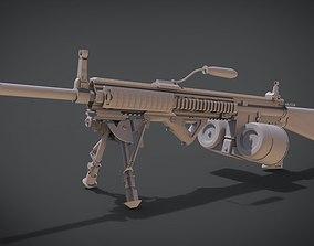 M27 mod 16 iar 3D print model