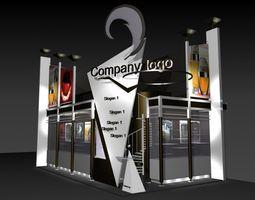 3D model promotion Parfume Expo