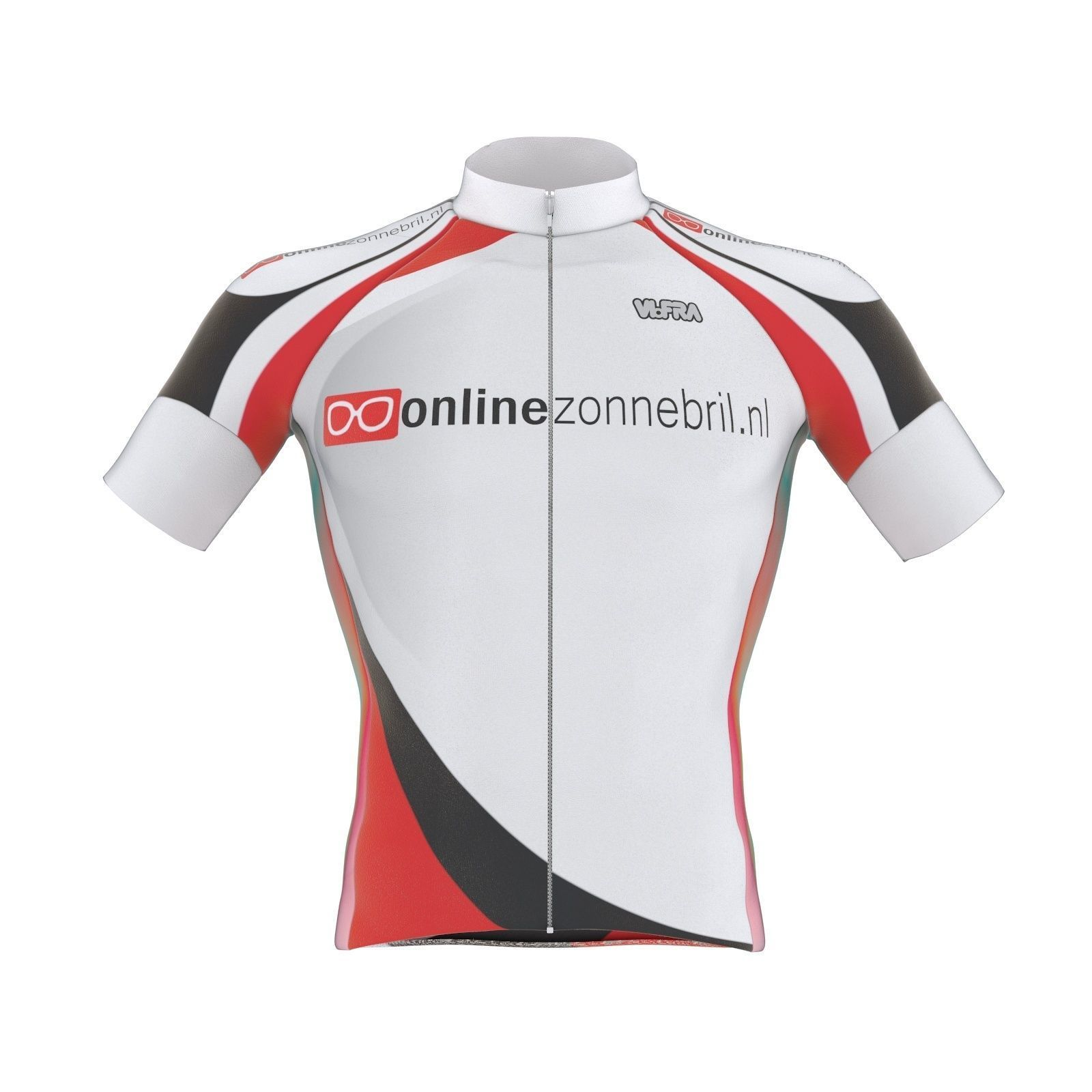 Cyclist bib t shirt