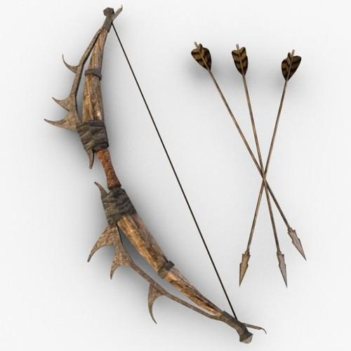 Old Fashioned Arrow