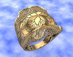 fizyon ring 7 3D print model