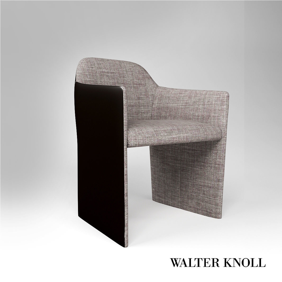 Armchair Forster 525 from Walter Knoll