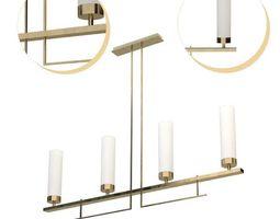 3d hammerton contemporary linear suspension