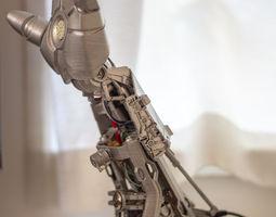 IRON LAMP - 3D Printed Desk Lamp