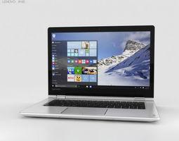 3D Lenovo Yoga 510 White
