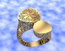 3D print model fizyon ring 8