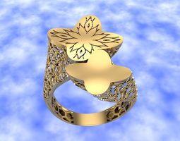 fizyon ring 8 3D printable model