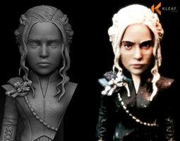 3D print model Game of Thrones - Daenerys Targaryen