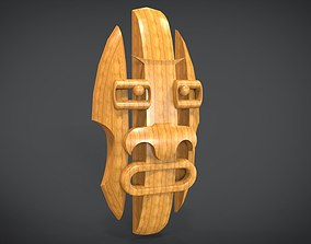 3D model Masken Mask 01