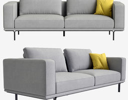 Sofa Made Nocelle 3D