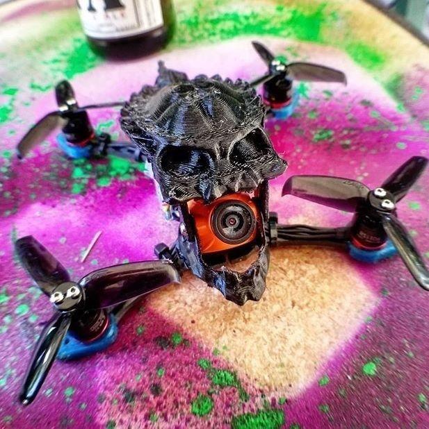 Babyhawk R Runcam Split Mini Canopy