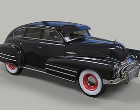 3D Buick Special Sedan 1947