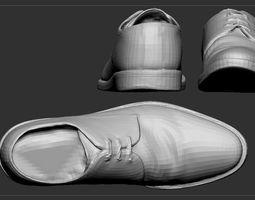 AM casual Shoe 3D model