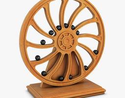 3d model perpetual motion machine