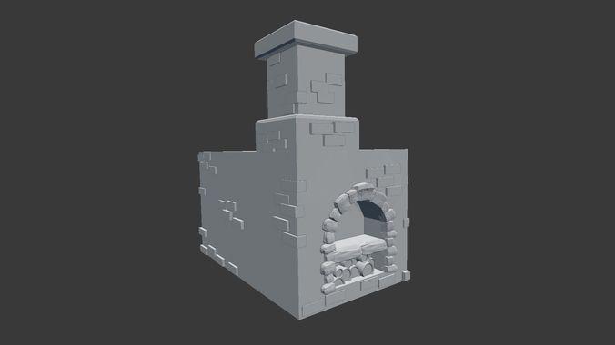 Russian furnace model