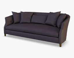 luccia hollywood sofa 3d