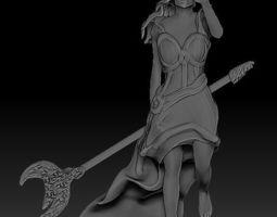 Druid - 3D Printing Friendly