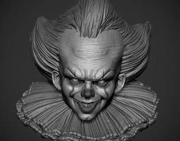 3D print model PennyWise