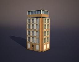 Apartment House 31 3D Model